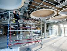 Tilburgs hotel Van der Valk opent in april, het is nog aanpoten