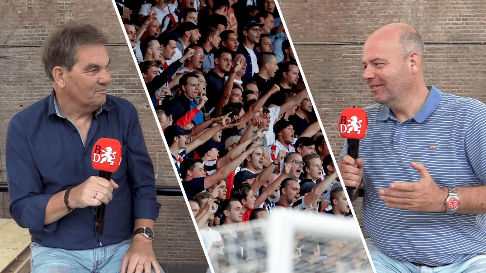 Clubwatchers Wilber Hack en Max van der Put bespreken alle zaken rond Willem II.