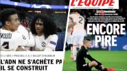 """""""DNA koop je niet, dat bouw je op"""" en """"Nog erger dan de 'remontada'"""": Franse pers vernietigend voor PSG"""