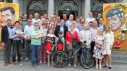 Sarah Van Muylem wint fiets bij Flandrienwedstrijd