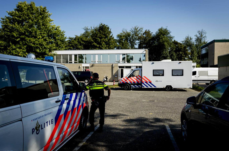 De FIOD viel op 8 september vorig jaar binnen bij moskee alFitrah in Utrecht omdat het Openbaar Ministerie vermoedens van witwassen had.