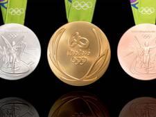 Ook KNSB maakt medailles van mobieltjes