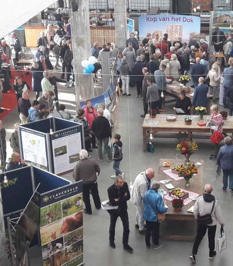 'Mooi wonen in Vlissingen' gepromoot op Woningbeurs in Timmerfabriek