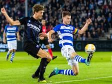 De Graafschap zet zichzelf voor schut tegen SC Heerenveen