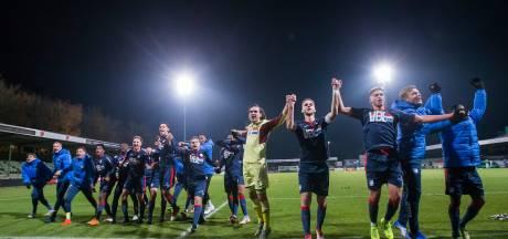 FC Eindhoven boekt prima zege in Dordrecht, eerste goals voor Sam en Essikal