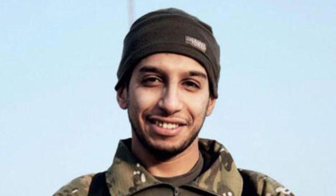 Abdelhamid Abaaoud, de leider van de terreurcel die in 2015 in Parijs toesloeg.