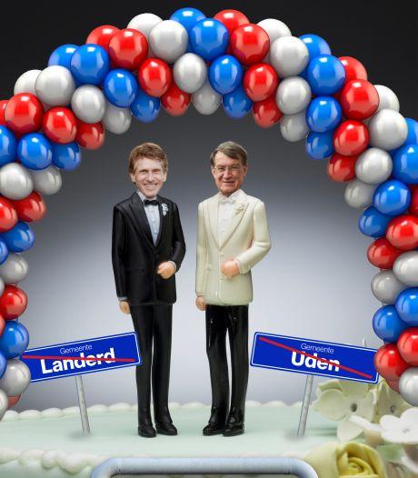 Regering staat dubbel en dwars achter fusie Uden en Landerd