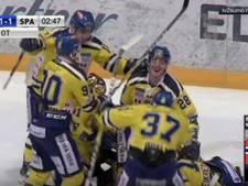 Ongeruste familieleden bellen politie tijdens langste ijshockeyduel ooit