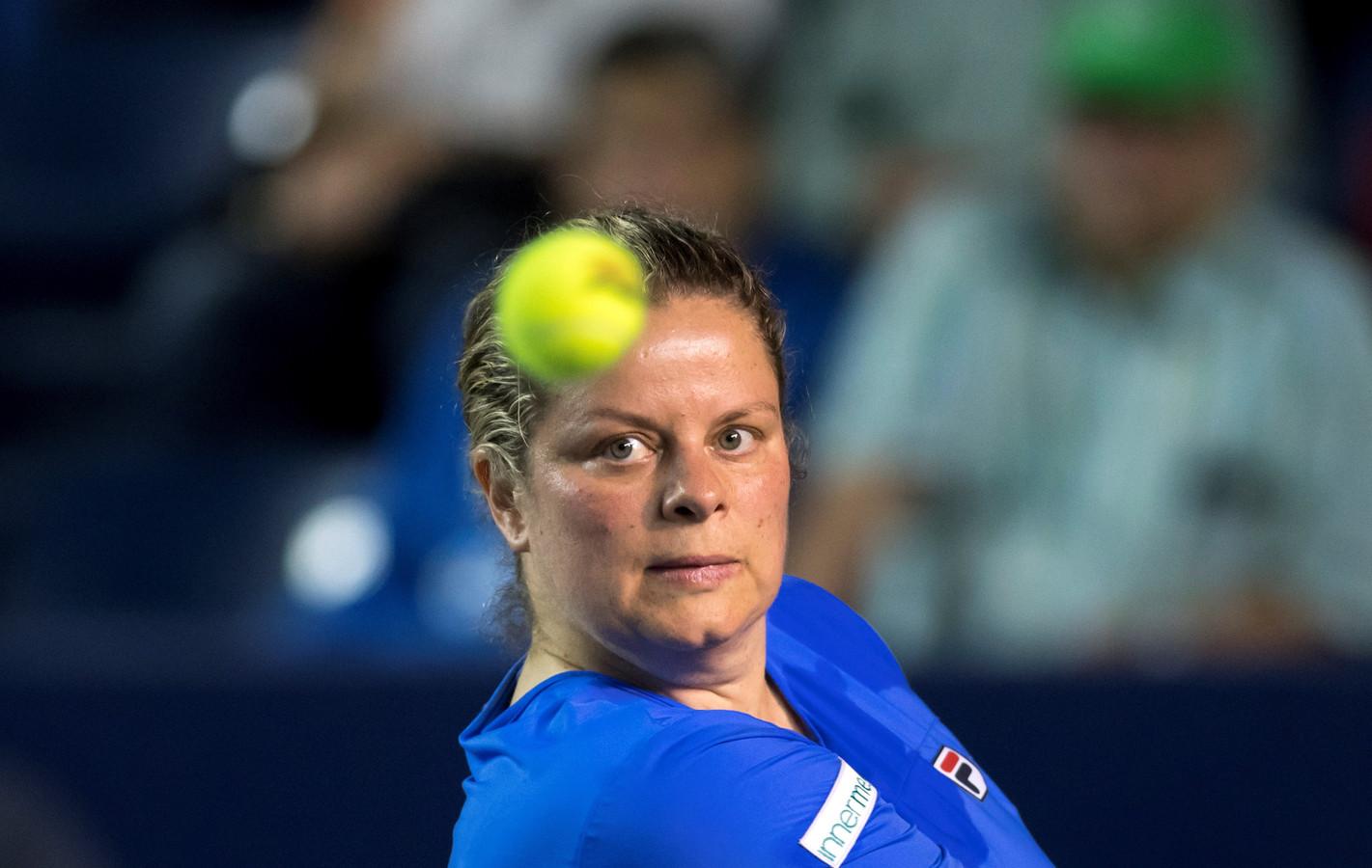 Interrompu par le coronavirus, le comeback de Kim Clijsters se prolongera outre-Atlantique. Avec une halte à Flushing Meadows? Les chances sont réelles.