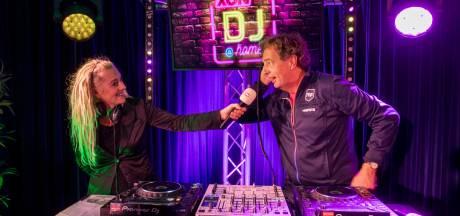 Burgemeester is even DJ René
