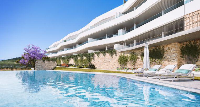 424a633a916 Een 2de verblijf in Spanje iets voor jou? Deze 8 nieuwbouwflats kosten  minder dan 150.000 euro