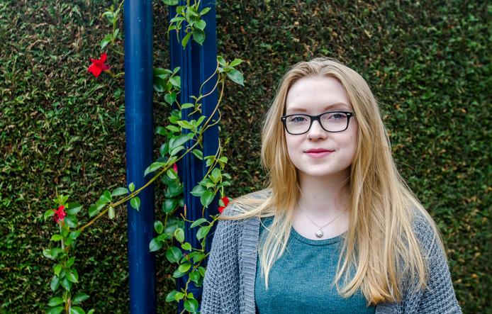 Nina Jansen: ,,Geld bij elkaar krijgen om onderzoek naar spierziekten bij kinderen te blijven stimuleren, dat is het ultieme doel.''
