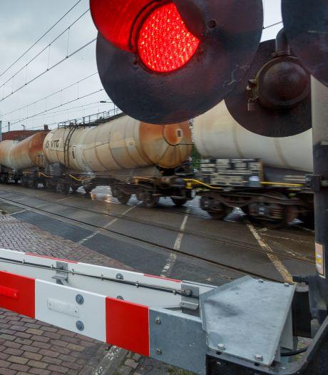 Giftreinen over het spoor? Dit wordt gedaan om jouw veiligheid te garanderen