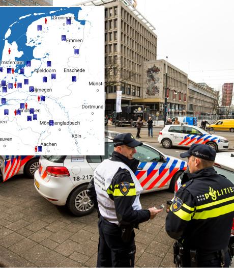 Noodkreet burgemeesters over tekort aan agenten: 'Zo kan het niet langer'