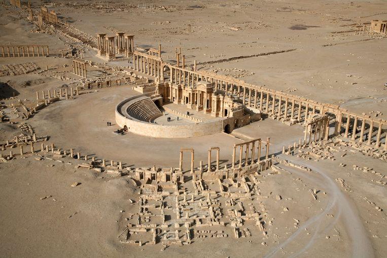 Palmyra in 2009.