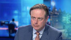 """De Wever wil opnieuw met PS aan tafel: """"Magnette moet nu de knop omdraaien en inzien dat hij een fatale fout heeft gemaakt"""""""