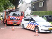 Schade aan woning door keukenbrand
