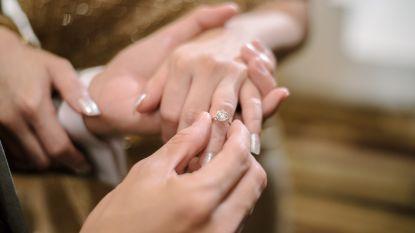 Evenveel huwelijken als 5 jaar geleden