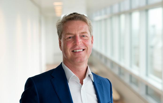 Egbert van Acht volgt Pieter nota op als topman van de Personal Health-divisie van Philips.