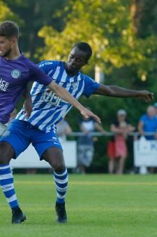Hattrick Benschop velt FC Eindhoven in Groningen