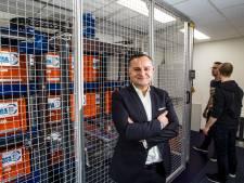 Deventer bedrijf MA IT bouwt eigen frisdrankfabriek om systemen te testen en studenten les te geven