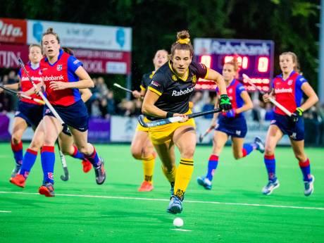 LIVE   Vrouwen HC Den Bosch en SCHC nog in evenwicht in strijd om finaleplek