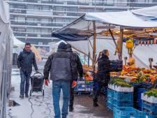 Brabant kleurt wit op ijskoude zaterdag, ongelukken door gladheid op de weg