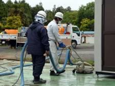 Substance radioactive très toxique dans les eaux de Fukushima