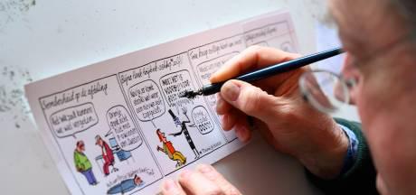Cartoonist tekende al duizenden stripjes voor krant: 'Religie ligt gevoelig, net als seks'