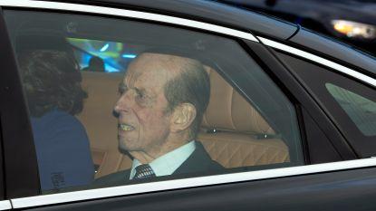 Na Philip (97) nu ook hertog (83) van Kent betrokken bij auto-ongeval