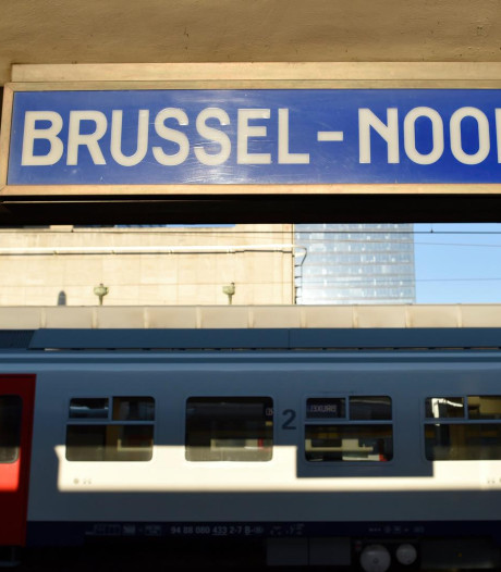Le trafic des trains de retour à la normale à Bruxelles-Nord
