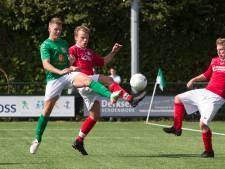 DVV wint in extremis van SC Rheden: 0-1