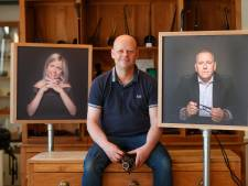 Zevenbergse audicien Roland Zweers studeert af op oorsuizen