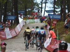 Dit krijgen de renners van de Vuelta vandaag voor hun kiezen