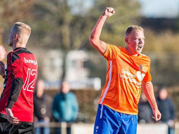 SV Dedemsvaart leek lang op weg naar een 2-0 overwinning op Epe, maar de bezoekers vochten zich terug in de wedstrijd. Na een boeiend duel delen beide ploegen de punten: 2-2.