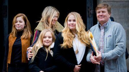 BINNENKIJKEN. Huis Ten Bosch, de nieuwe thuis van de Nederlandse koning Willem-Alexander en zijn gezin