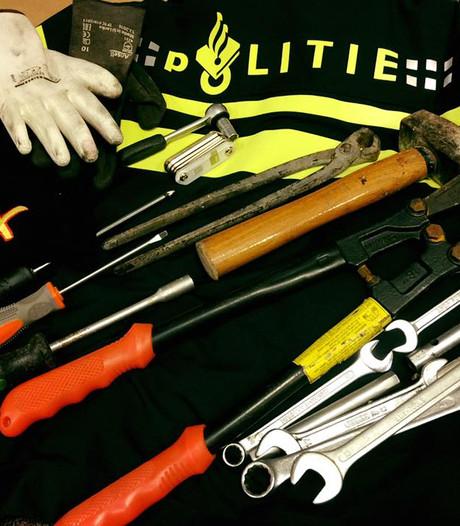 Man met inbrekerswerktuig aangehouden in Winterswijk