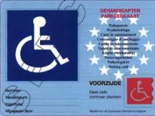 Politie Arnhem slaat alarm: parkeerkaarten voor gehandicapten vaak gestolen