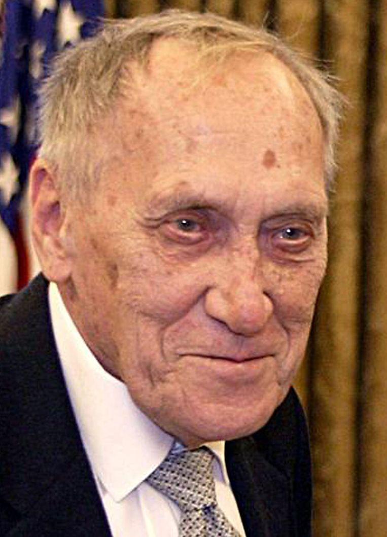 Leszek Kolakowski. Beeld afp