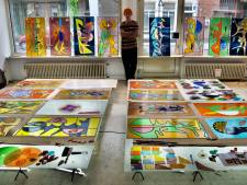 Marc Mulders: Bloemen schilderen in een bloemenzee