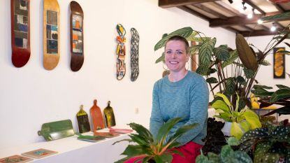 """Coronavirus inspireert etalagiste tot opening KikT: """"Ik verkoop enkel planten mét pot"""""""