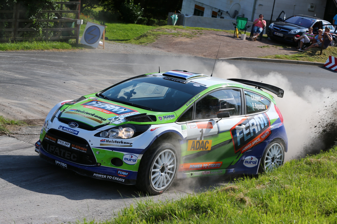 Kuipers Gaat Voor Top 10 Plek In Wk Rally Duitsland Foto Tubantia Nl