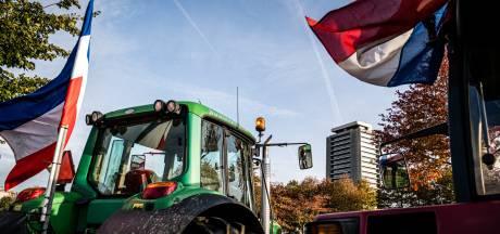 Alles over het boerenprotest op de Dam