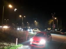 Politie maakt einde aan 'car-meeting' in Harderwijk