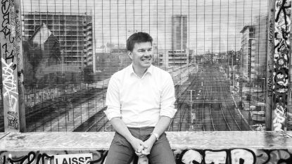Sven Gatz legt ziel van Brussel bloot in nieuw boek