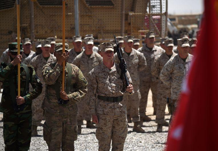 Amerikaanse troepen