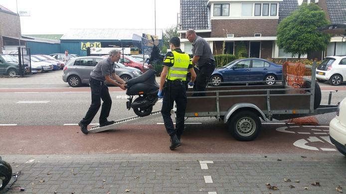 De vondst van de politie in een woning in Den Bosch.