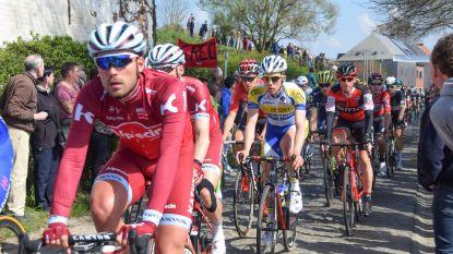Burgemeester roept Zottegemnaren op om dag van de Ronde van Vlaanderen nog meer festiviteiten te organiseren langs het parcours