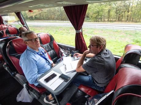 Appen achter het stuur: politie Oost-Nederland schrijft ton euro aan boetes uit