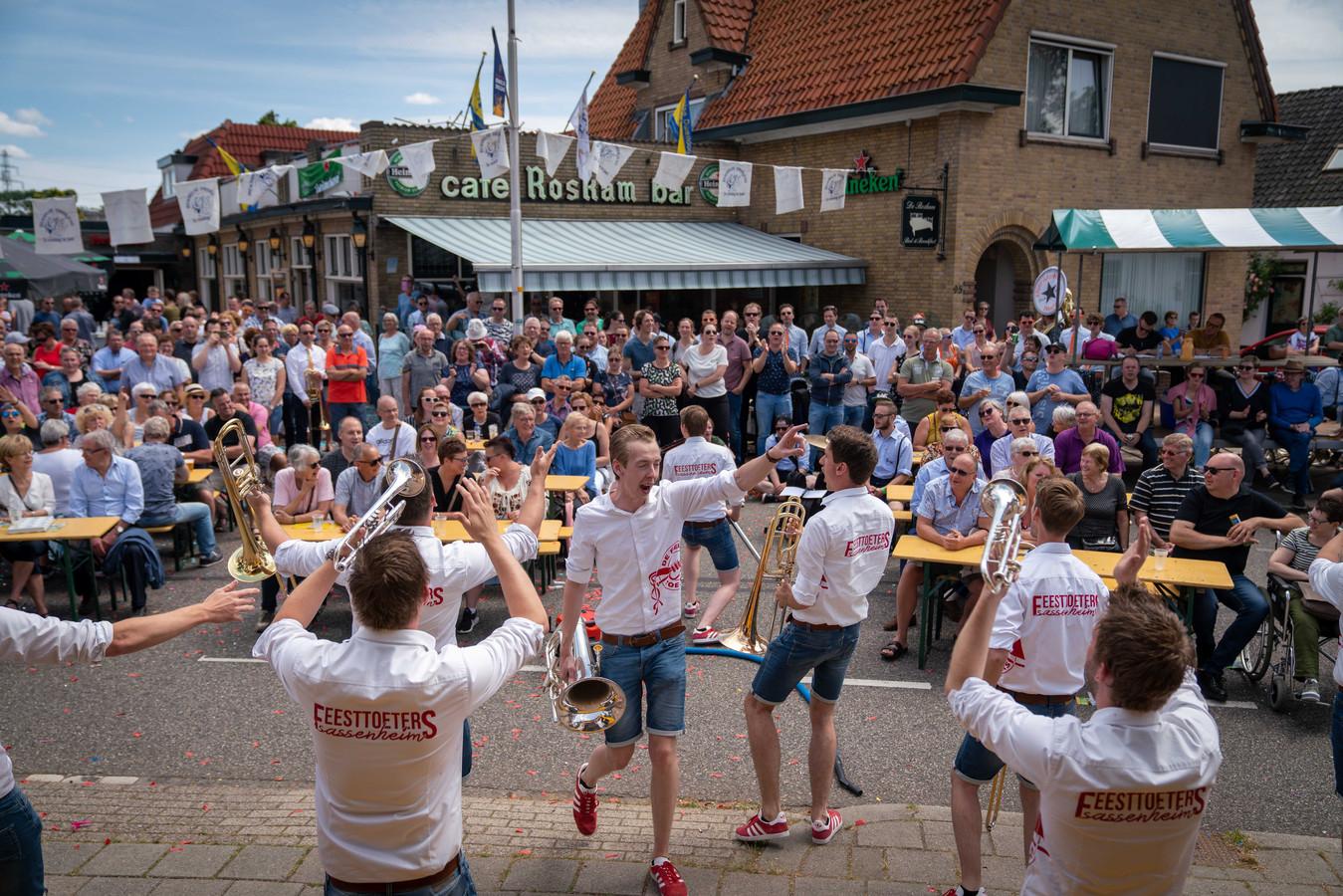 Feest in Bemmel dankzij de Dweildag.